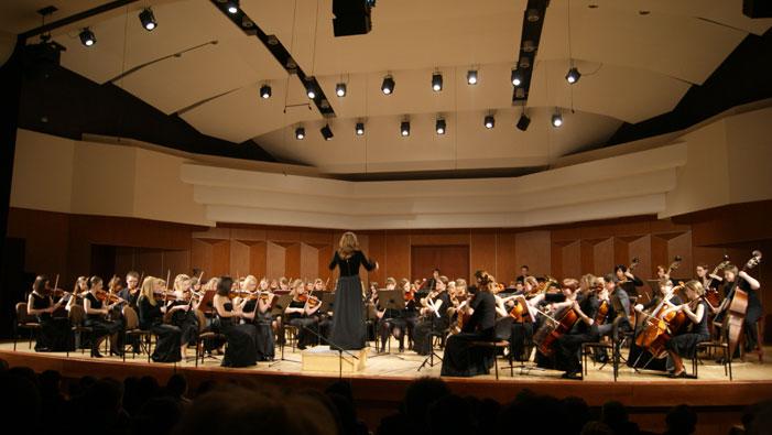 Orkiestra Ogólnokształcącej Szkoły Muzycznej II st.  im. Feliksa Nowowiejskiego w Gdańsku