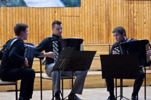 Piotr Krzaczkowski, Emil Fatyga, Mateusz Rusiński